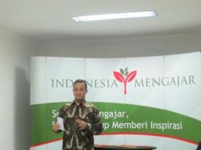 Anis Baswedan pendiri Indonesia Mengajar